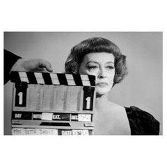 Bette Davis, Hollywood, California, 1964, Barry Feinstein Archival Photograph