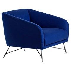 Betty Bluette Armchair by Angeletti Ruzza