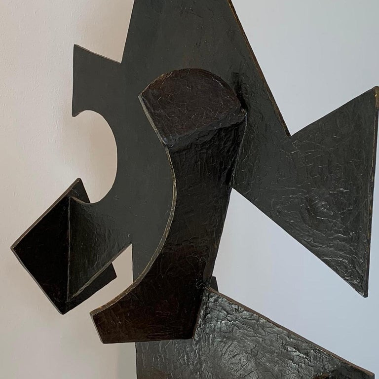 Betty Gold was born in 1935 in Austin, Texas. She attended the University of Texas with a major in Elementary Education and a minor in Art History. After completing her studies, she entered the tutelage and apprenticeship of sculptor Octavio