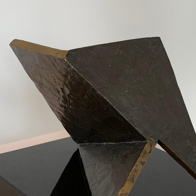 Holistic 2 - Sculpture by Betty Gold