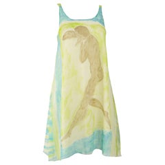 Betty Jackson Vintage Silk Shift Dress
