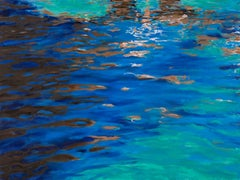 Lake Chelan No. 16 / oil on panel - 36 x 48  inches