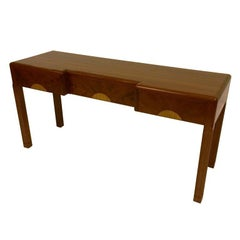 Betty Joel Art Deco Console Table