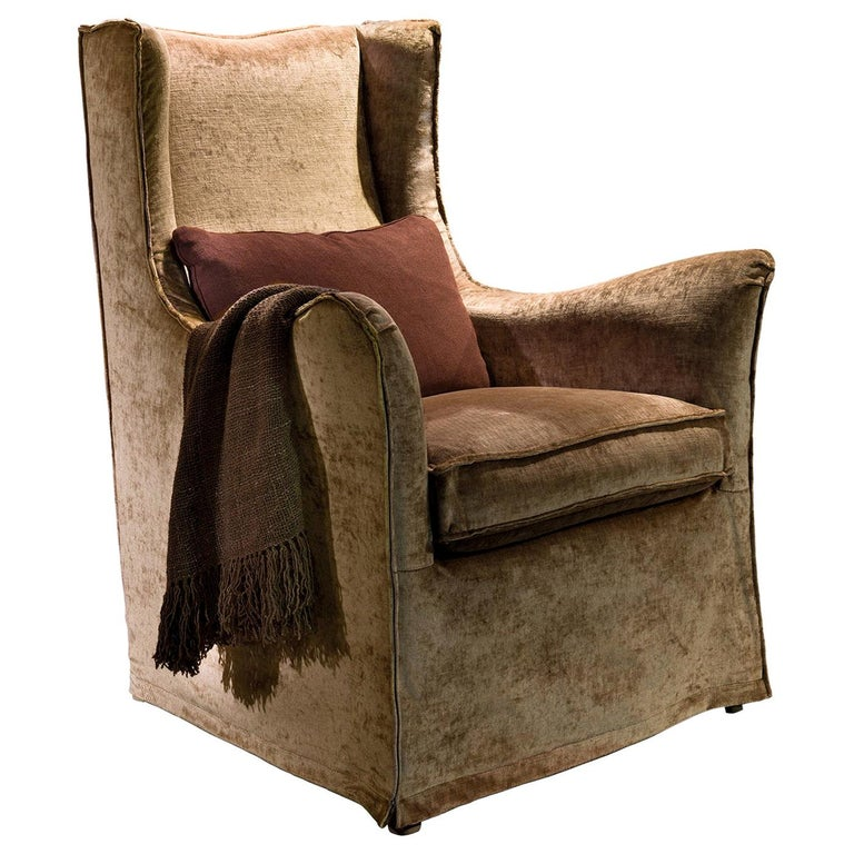 Beverly Armchair For Sale