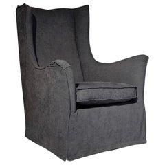 Beverly Gray Armchair