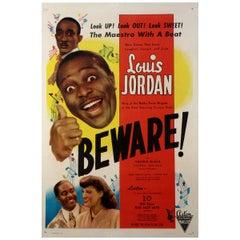 Beware, 1946 Poster