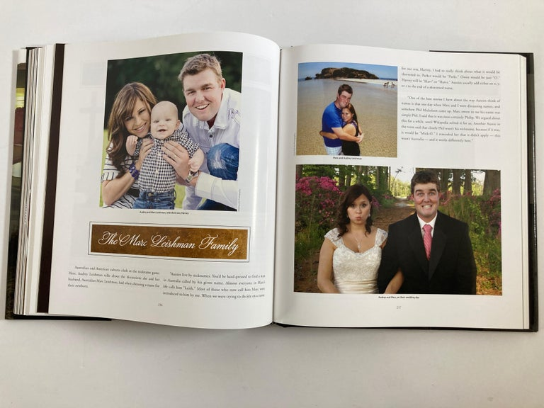 Beyond the Fairways and Greens A Look Inside the Lives of PGA Tour Families Book 4