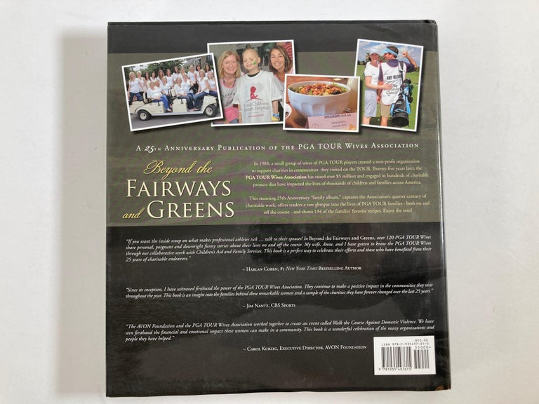 American Beyond the Fairways and Greens A Look Inside the Lives of PGA Tour Families Book