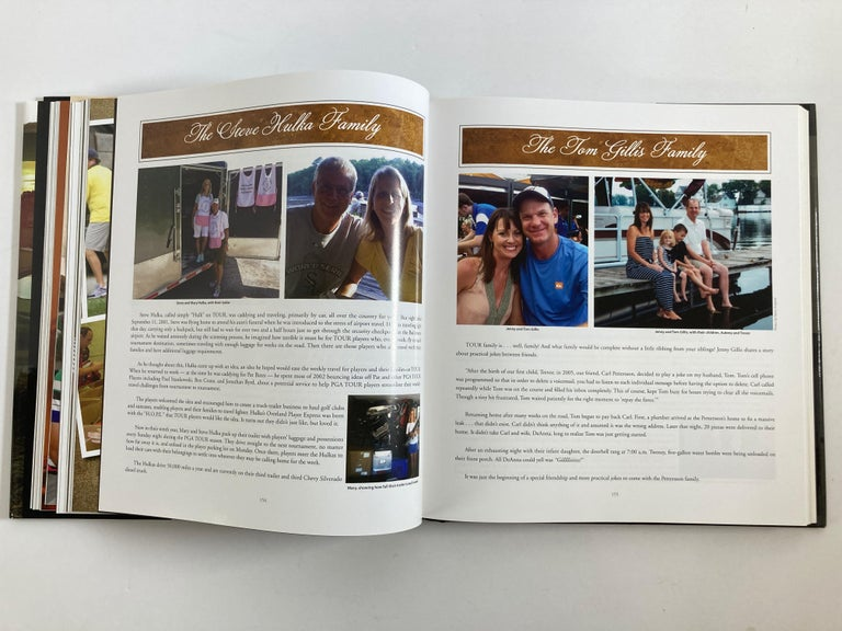 Beyond the Fairways and Greens A Look Inside the Lives of PGA Tour Families Book 2