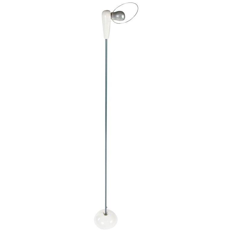 'Bi Bip' Floor Lamp by Achille Castiglioni for Flos For Sale