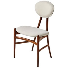 Bianca Side Chair in Walnut, Ash or Oak