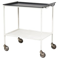 Biarritz Serving Trolley by Mathieu Matégot for Artimeta, Netherlands, 1957