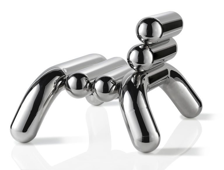 Futurist Riluc, Bibendum Limited Edition Design Chair designed in 2009 by Toni Grilo For Sale