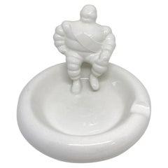 Bibendum Michelin Man Ashtray