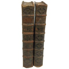 Bible, Biblia Sacra, Utrecht, Cornelius Guillielmus Le Febvre, 1732