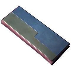 Bicolor Metal Playbook