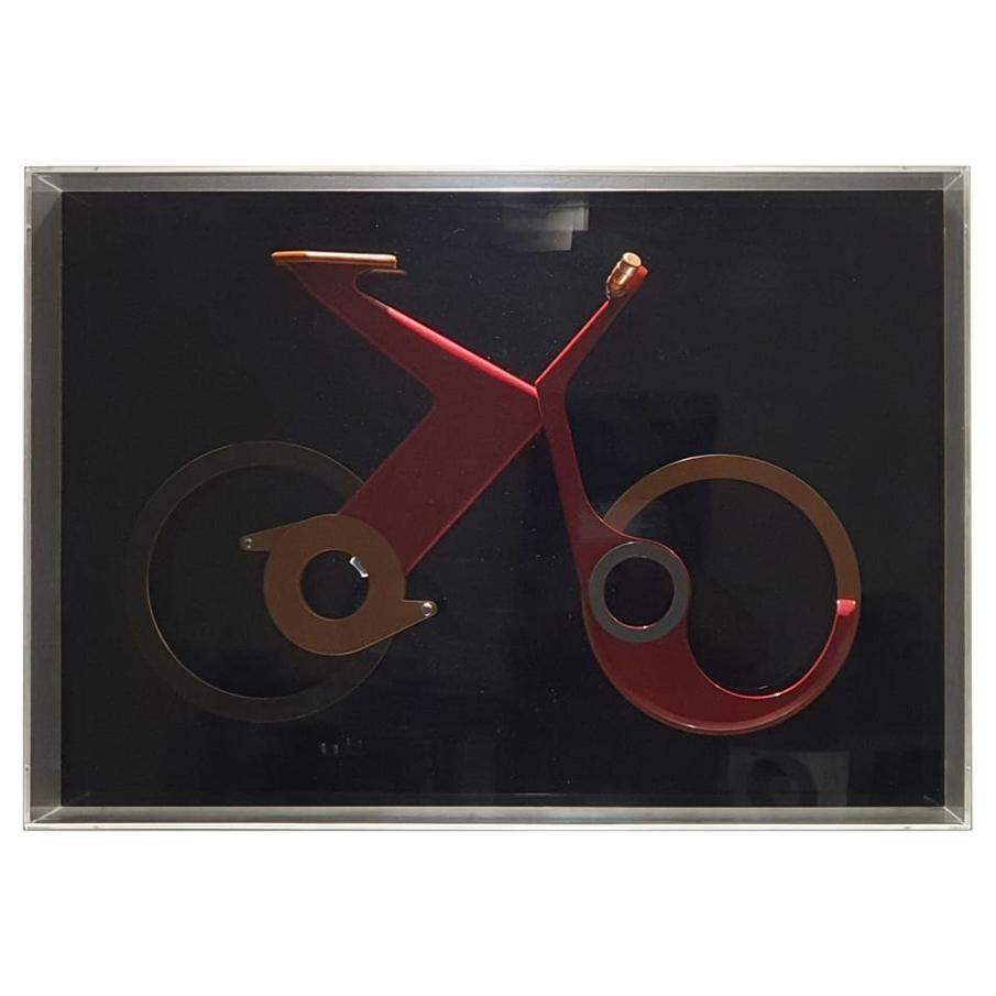 Bicycle / Art / Sculpture / Silvino Lopeztovar / Design