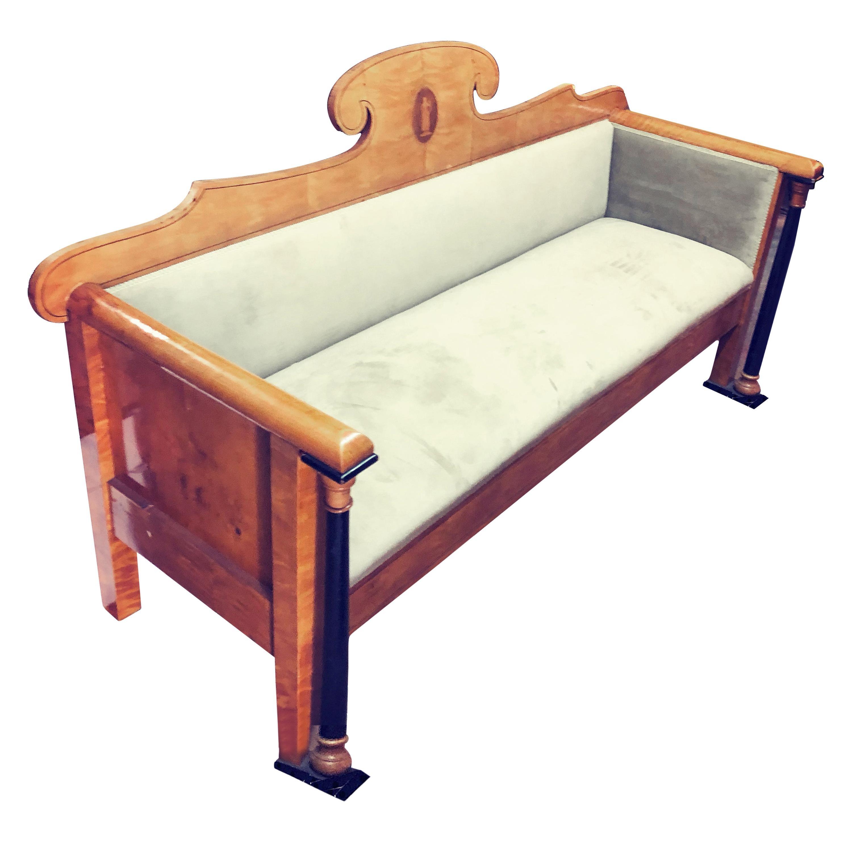 Biedermeir Sofa - Bench Swedish