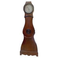 Biedermeier Antique Mora Clock Swedish Natural French Polish 1800s 210cm