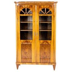 Biedermeier Bookcase, South German, circa 1830