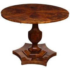 Biedermeier Center Table