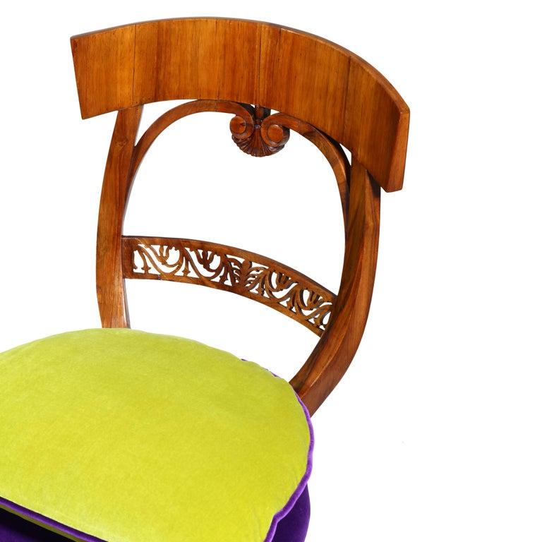 European Biedermeier Chairs, circa 1820 For Sale