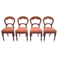 Biedermeier Chairs, Germany, circa 1880