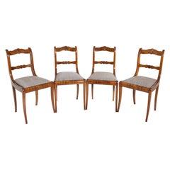 Biedermeier Chairs, Northern Germany, circa 1830