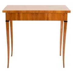 Biedermeier Cherrywood Side Table, Southern Germany, circa 1820
