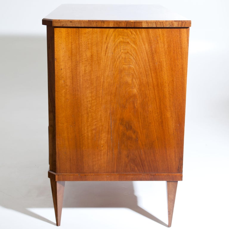 Biedermeier Chest of Drawers, circa 1830 For Sale 5