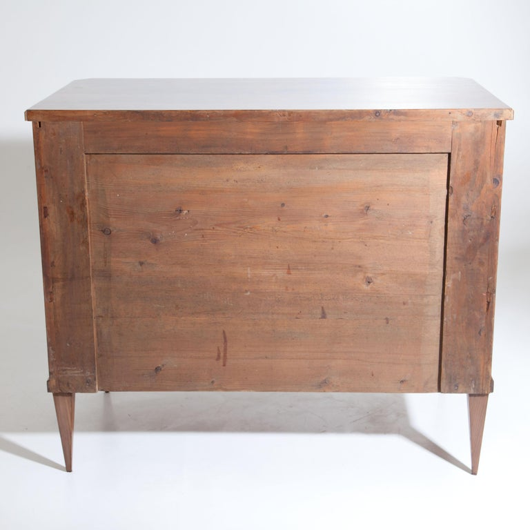 Biedermeier Chest of Drawers, circa 1830 For Sale 6
