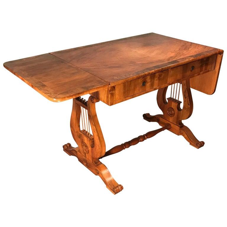 Biedermeier Desk, Vienna 1820 For Sale