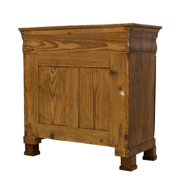 Wood Biedermeier-Era Commode, Germany, 19th Century For Sale