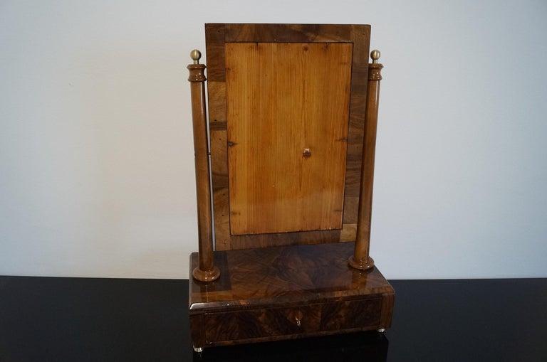 Biedermeier Mini Dressing Table from 1820 For Sale 4