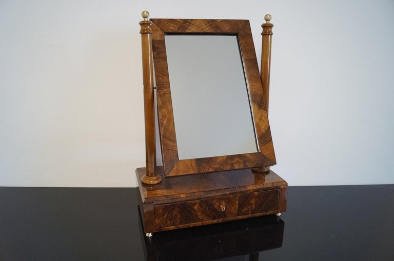 Biedermeier Mini Dressing Table from 1820 For Sale 8