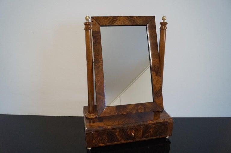 Biedermeier Mini Dressing Table from 1820 For Sale 1