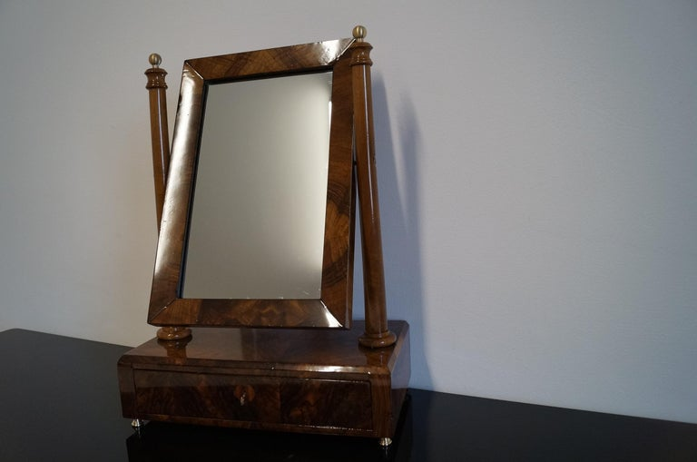 Biedermeier Mini Dressing Table from 1820 For Sale 2