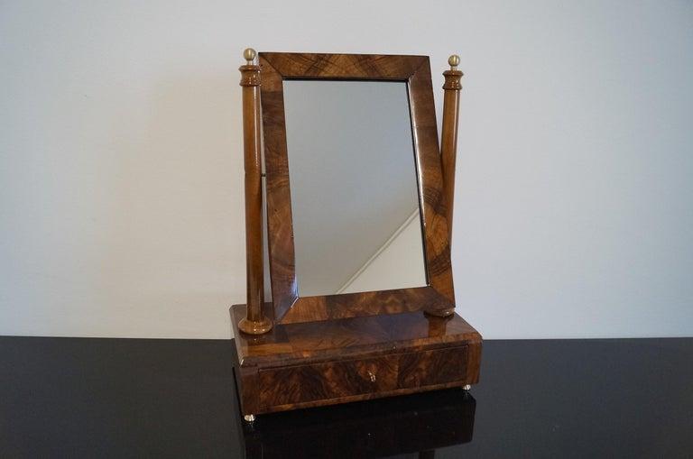 Biedermeier Mini Dressing Table from 1820 For Sale 3
