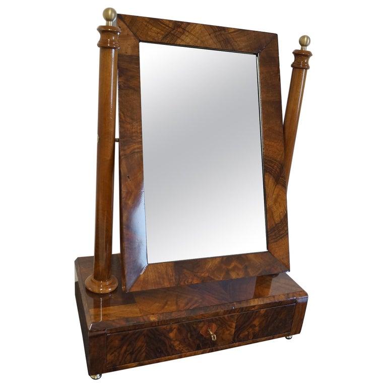 Biedermeier Mini Dressing Table from 1820 For Sale