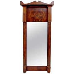 Biedermeier Mirror in the Neoclassic Taste, circa 1820