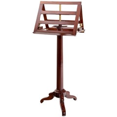 Biedermeier Music Stand, First Half of the 19th Century