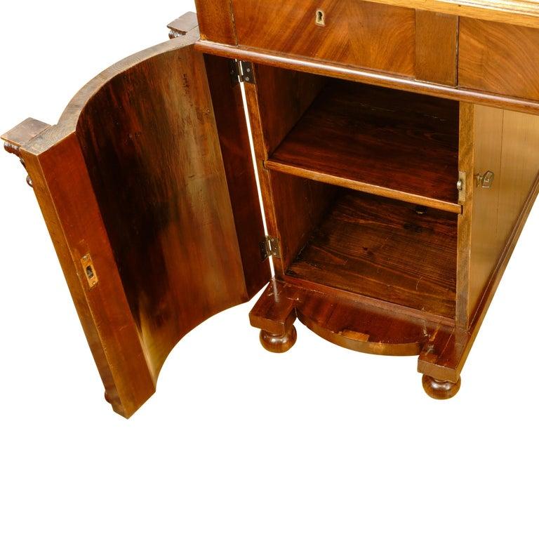 Biedermeier Office Desk, Sweden, 1880 For Sale 1