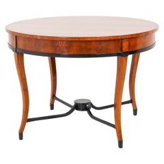 Biedermeier Salon Table, around 1820