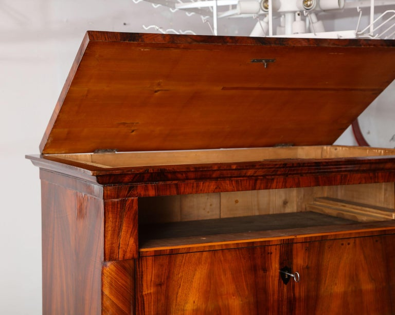 Biedermeier Secretary For Sale 9