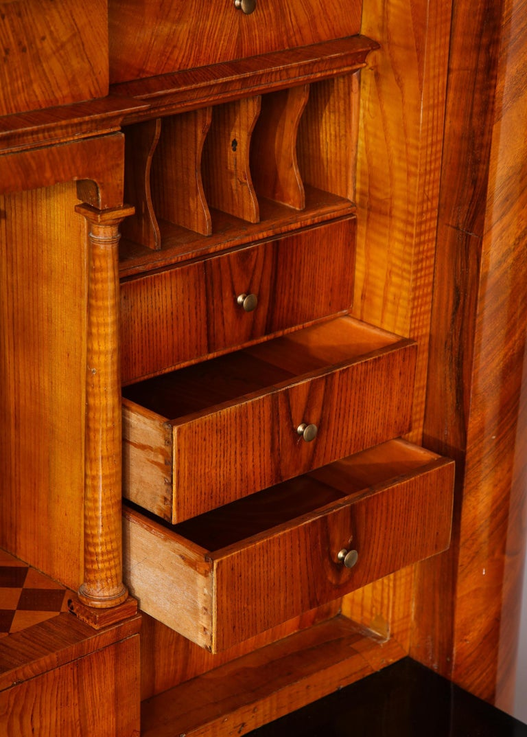 Biedermeier Secretary For Sale 1