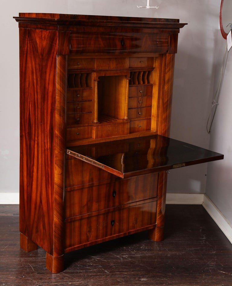 Biedermeier Secretary For Sale 3