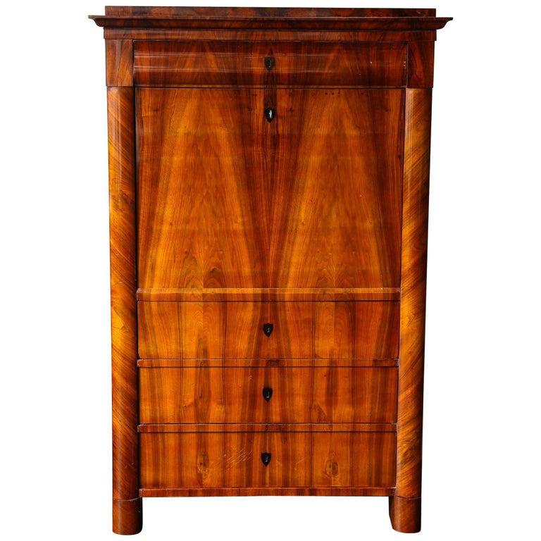 Biedermeier Secretary For Sale