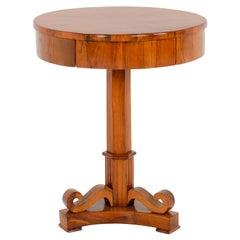Biedermeier Side Table, around 1820