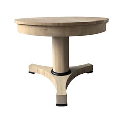 Biedermeier Side Table, Austria, 19th Century