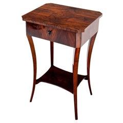 Biedermeier Side Table, circa 1830